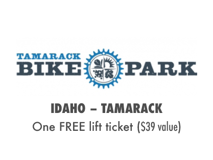 One FREE Day at Tamarack Bike Park!