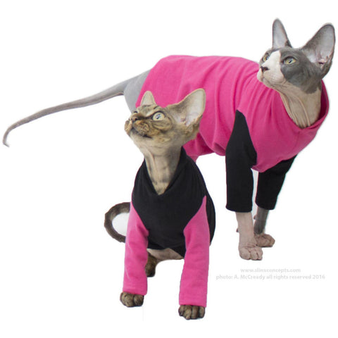 Long Sleeves Cat Shirt - CatsClothes.com - 1