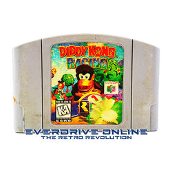 Diddy Kong Racing [Nintendo 64] NTSC