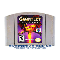 Gauntlet Legends [Nintendo 64] NTSC