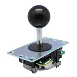Replacement Arcade Joystick [Black/White/Red]