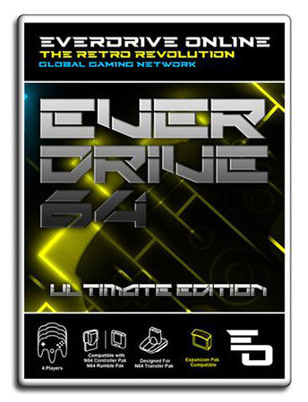 EverDrive 64 V3.0 Ultimate Edition [Nintendo 64]