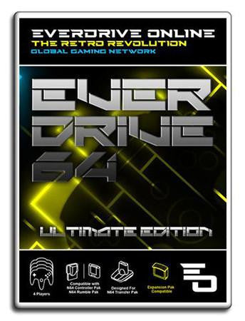 EverDrive 64 V2.5 Ultimate Edition [Nintendo 64]