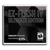 EZ Flash IV Ultimate Edition [GameBoy Advance/NDS]