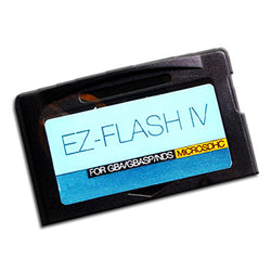 EZ Flash IV Cartridge [GameBoy Advance/NDS]