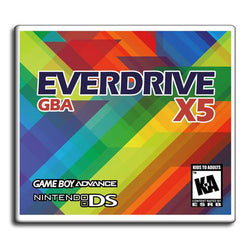 GBA EverDrive X5 Ultimate Edition [GameBoy Advance]