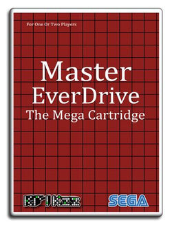 Master EverDrive Ultimate Edition [Master System]