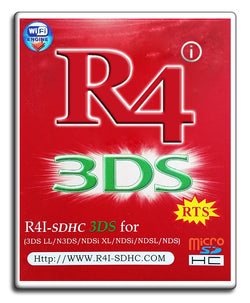 R4i SDHC 3DS RTS Ultimate Edition [Nintendo DS/3DS]