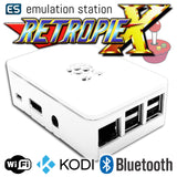 RETROPIE/X Video Game Emulator + KODI [White/GameSir]