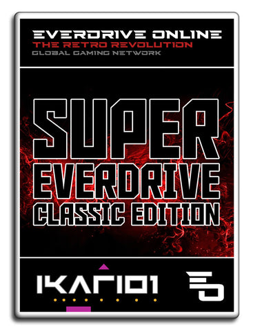 Super EverDrive Classic Edition [Nintendo SNES]
