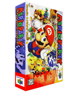 Mario Party (CIB) [Nintendo 64] NTSC