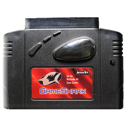 N64 GameShark V2.0 [Nintendo 64] NTSC