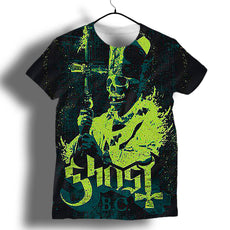 Ghost BC Sublimation T-Shirt