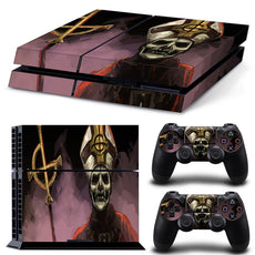 Ghost Ps4 skin