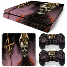 Ghost PS4 slim