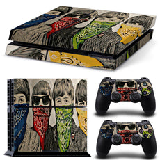 The Beatles Ps4 skin