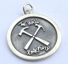 Pink Floyd The Wall Pendant Sterling Silver 925
