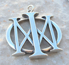 Dream Theater Pendant Silver 925