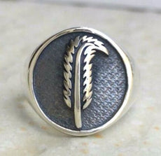 Robert Plant Ring Sterling Silver 925