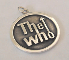 The Who Silver 925 Pendant