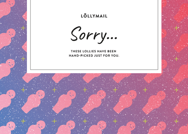 Sorry - Lolly Mail Gift Delivery