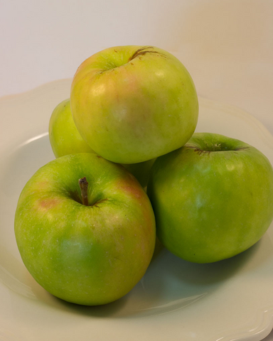 12kg BOX Organic 'Granny Smith' Apples Grade 1