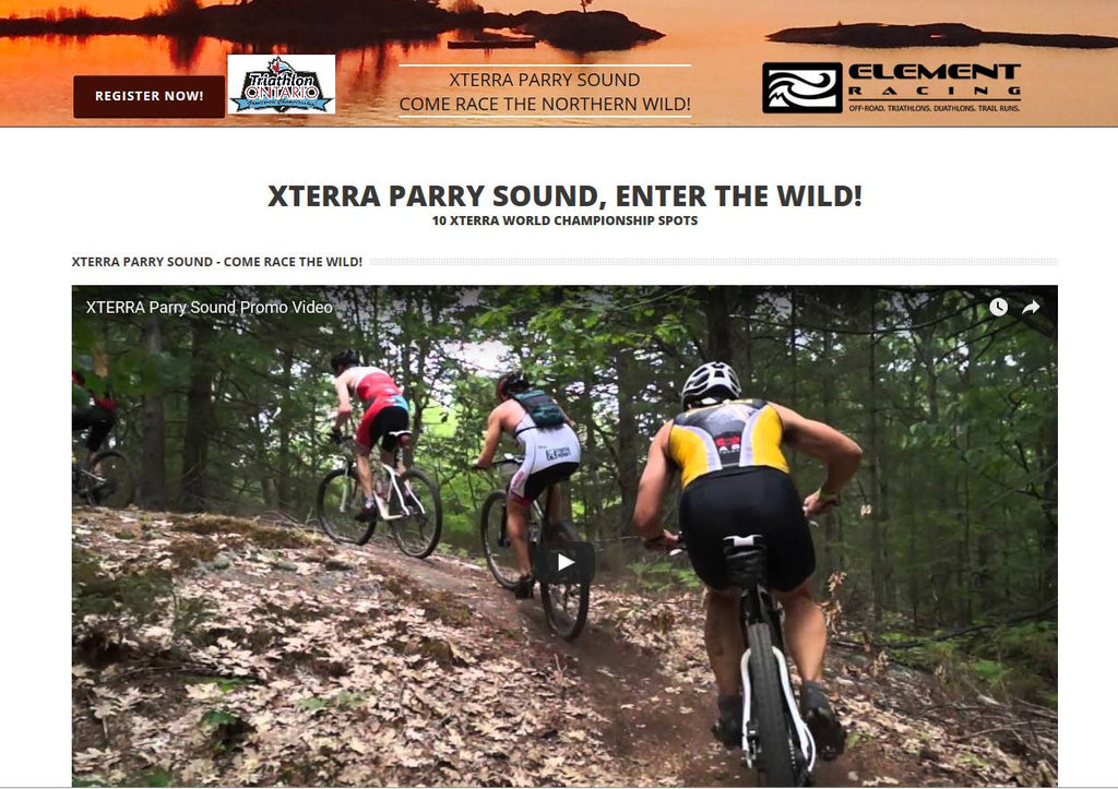 Xterra, Parry Sound, Enter the Wild