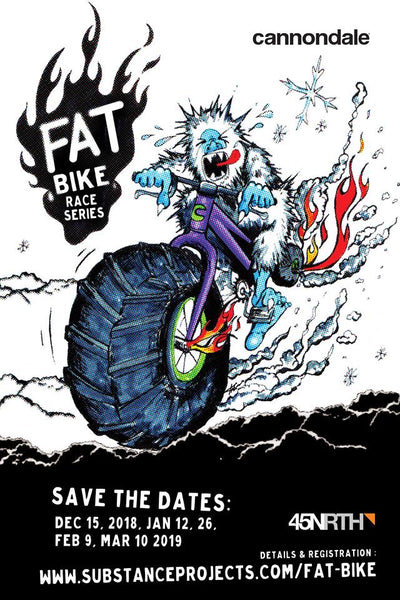 45nrth Ontario Fat Bike Series