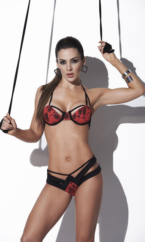 Matching bra and panty sets ... f03451689