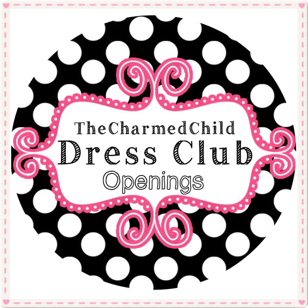 Dress/Hoodie/Costume of the Month Clubs