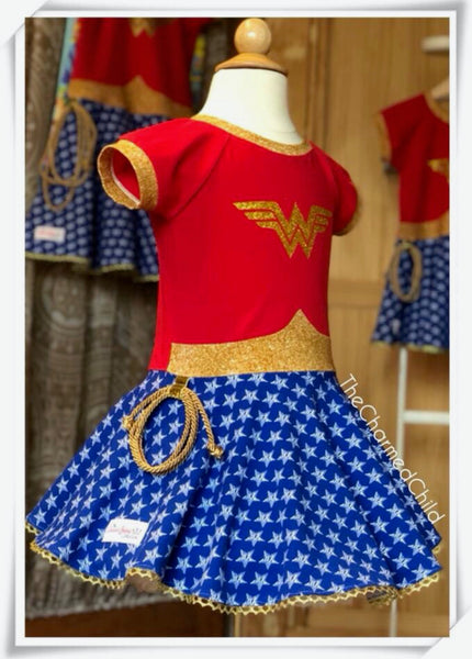 Totally Custom Costume Dress - Deposit
