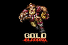 49ers Gold Blooded
