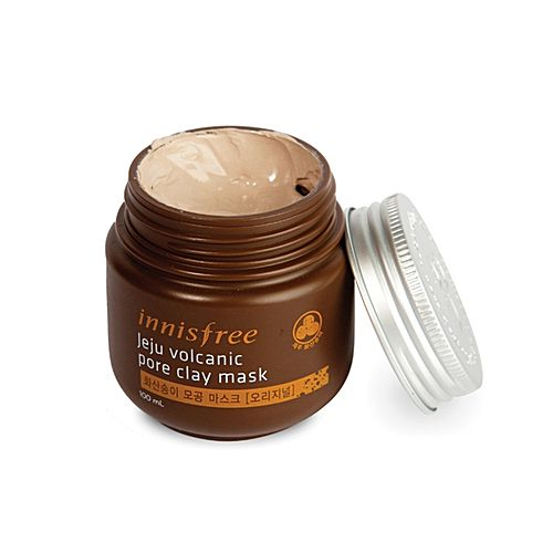 Innisfree - Jeju Volcanic Pore Clay Mask de Cherry Beauty
