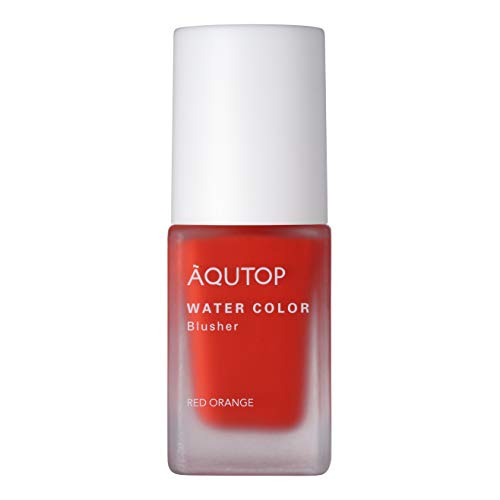AQUTOP - Rubor Liquido en Color Red Orange 10ml