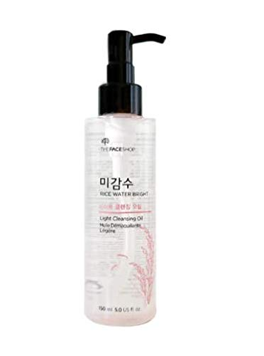 Rice Water Bright Light Cleansing Oil - Desmaquillante en Aceite de Agua de Arroz