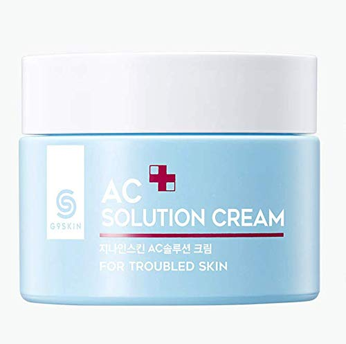 Cherry Beauty - G9SKIN - Crema Facial AC Soluction 50ml de Cherry Beauty