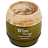 Cherry Beauty - Wine White Therapy Sleeping Mask de Cherry Beauty