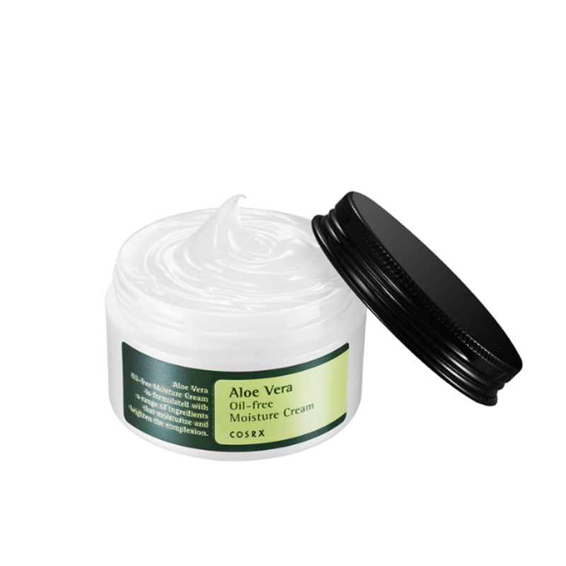 COSRX - Aloe Vera Oil Free Moisture Cream de Cherry Beauty