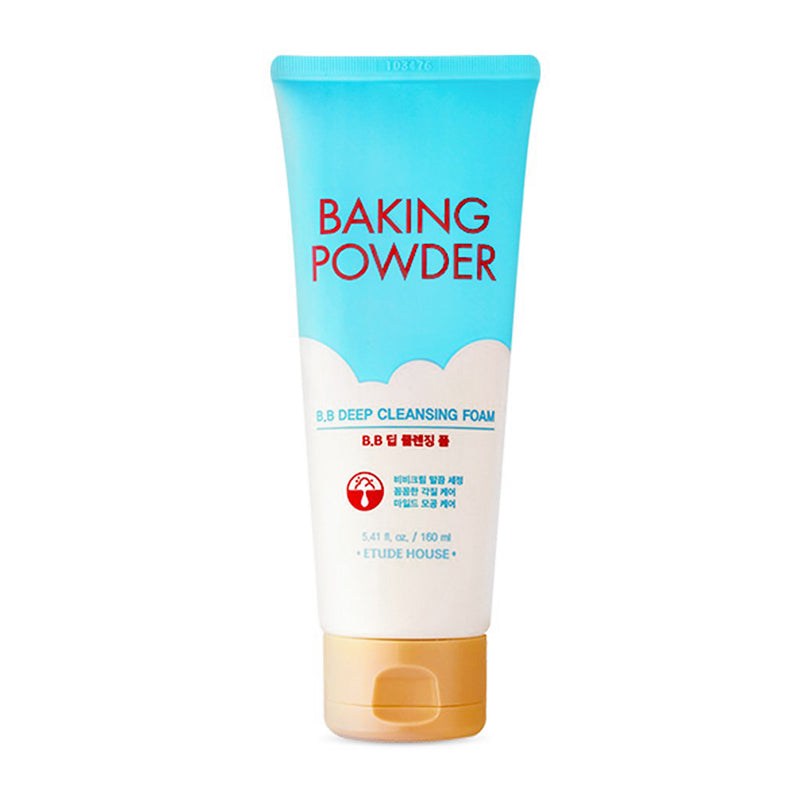 Etude House - Baking Powder BB Deep Cleansing Foam de Cherry Beauty