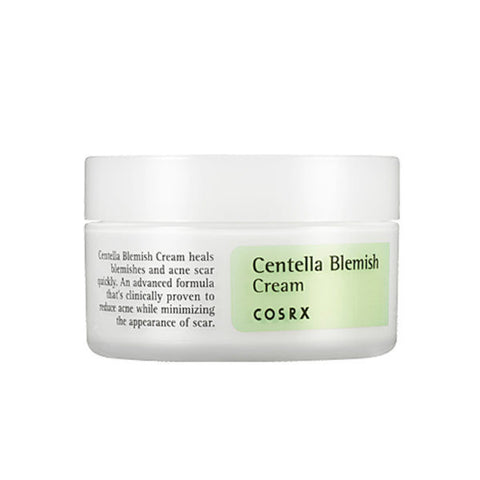 COSRX - CENTELLA BLEMISH CREAM de Cherry Beauty