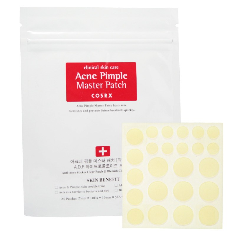 COSRX - Acné Pimple Master Patch de Cherry Beauty