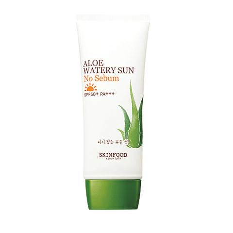 Skin Food - Aloe Watery Sun No Sebum SPF50 de Cherry Beauty