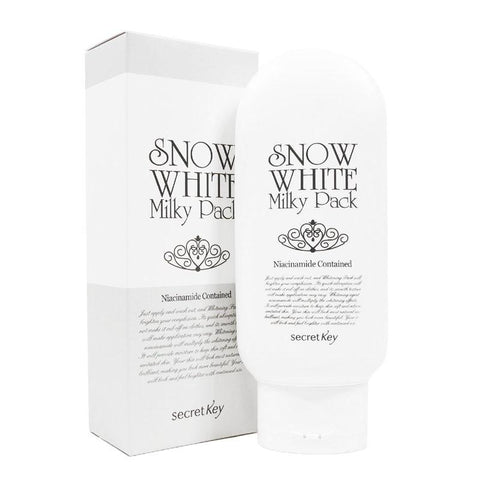 Secret Key - Snow white Milky Pack de Cherry Beauty