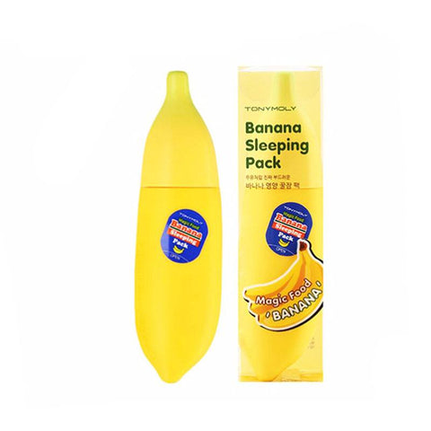 TonyMoly - Banana Sleeping Pack de Cherry Beauty