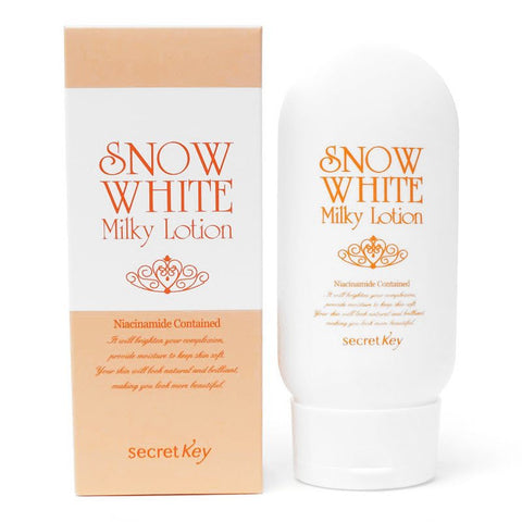 Secret Key - Snow White Milky Lotion de Cherry Beauty