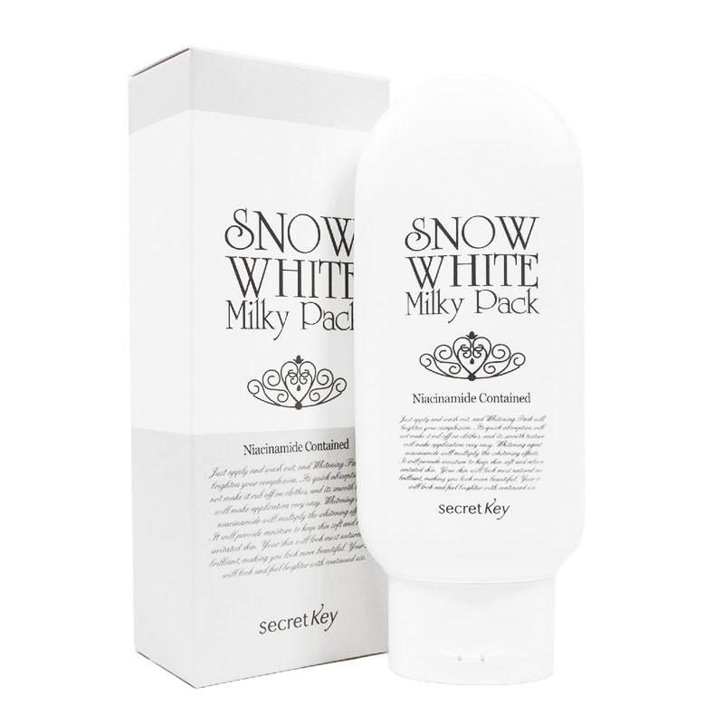 Secret Key - Snow white Milky Pack (Sin Caja) de Cherry Beauty