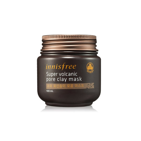 Innisfree - Super Volcanic Pore Clay Mask de Cherry Beauty