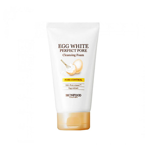 Skin Food - Egg White Perfect Pore Cleansing Foam de Cherry Beauty