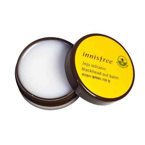 Jeju Volcanic Black Head Out Balm
