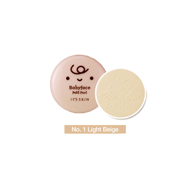 It's Skin - Babyface Petit Pact de Cherry Beauty